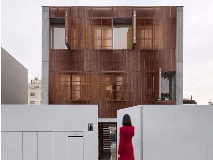 Bonfim house: casa per una giovane famiglia a Porto
