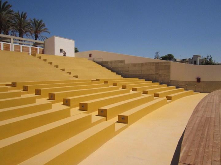 Apre al pubblico il Nuovo Teatro all'aperto a Triscina di Selinunte