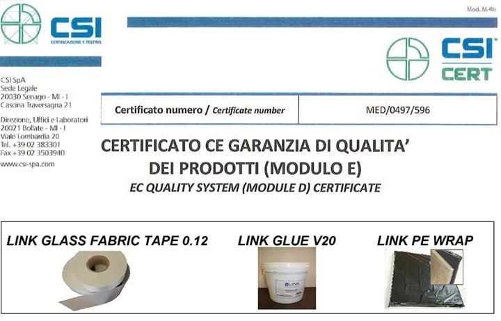 Un salto di qualità per la gamma accessori Link Industries