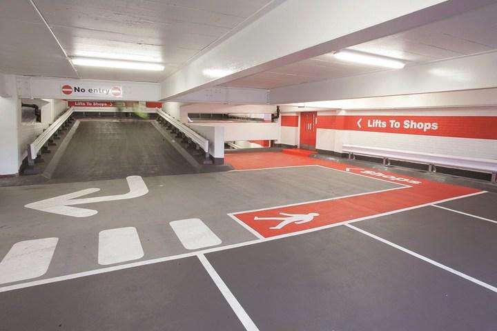 """Configuratore Triflex """"Parcheggi creativi"""" per le impermeabilizzazioni e i rivestimenti per parcheggi"""