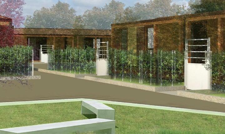 Acciaio, poliuretano e legno: come saranno le casette per il post-sisma