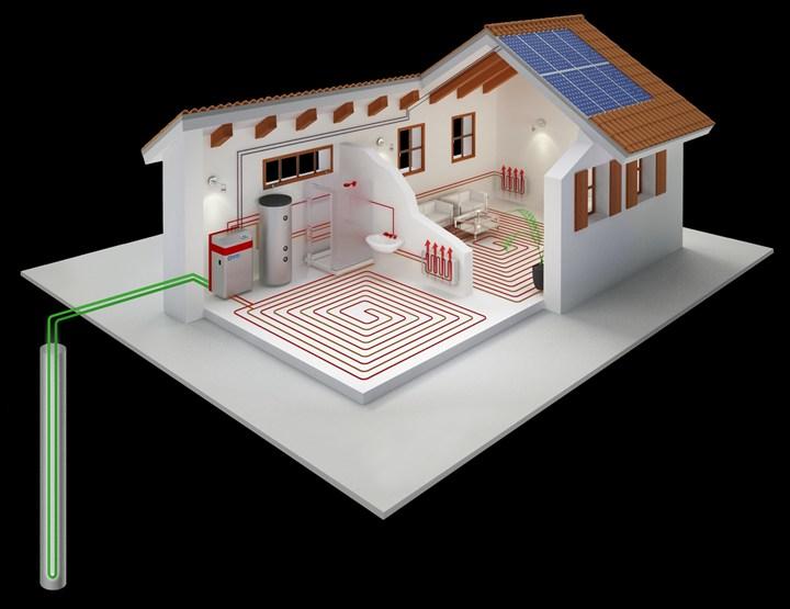 Galletti Group presenta la pompa di calore geotermica GSP di Eneren