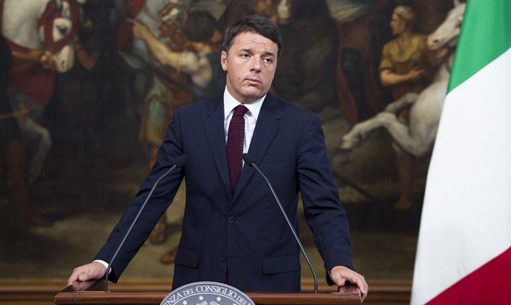 Renzi: 'bonus 65% anche nel 2017, ma si faccia l'adeguamento antisismico'