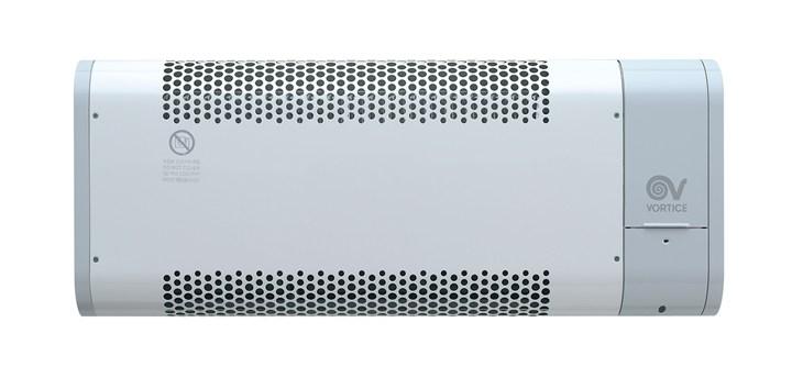 Vortice presenta MICRORAPID, termoventilatori miniaturizzati da installazione