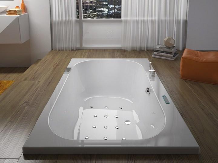 Bossanova, la nuova vasca idroterapica da incasso