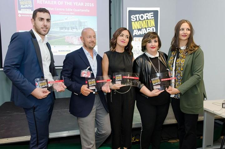 """BigMat centro edile Quartarella  è il """"retailer of the year"""""""
