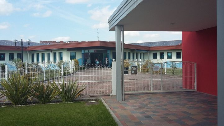 Betafence per la protezione della piscina di un centro sportivo & wellness