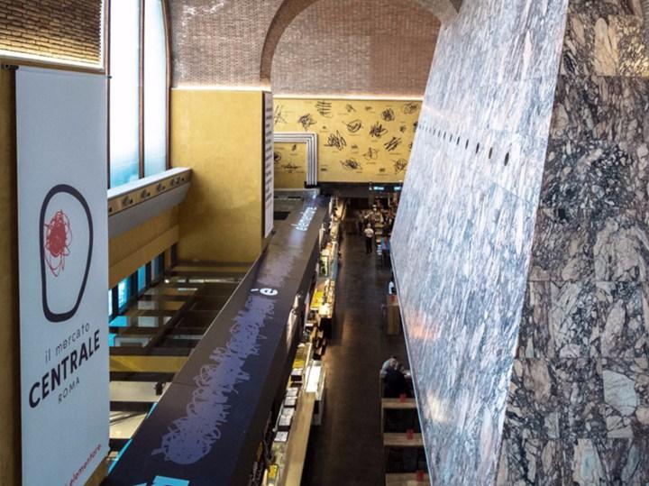 Apre i battenti il Mercato Centrale a Roma Termini