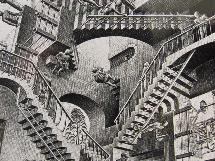 A Palazzo Reale l'arte di Maurits Cornelis Escher
