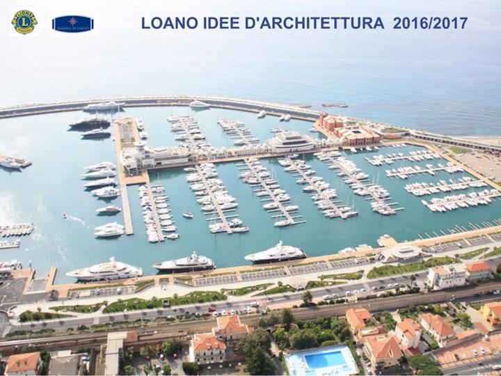 Al via il concorso 'Loano Idee d'Architettura'