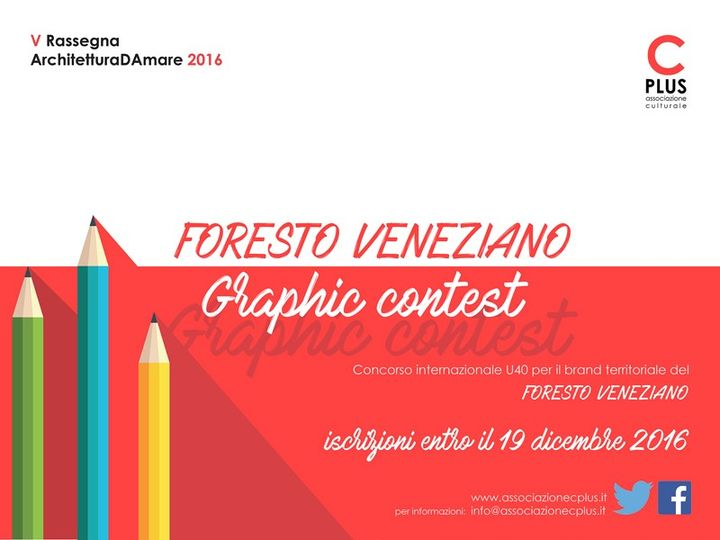 Al via il Foresto Veneziano - Graphic Contest