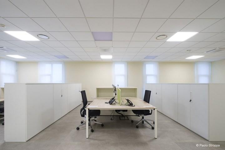 ARMSTRONG BUILDING PRODUCTS: installazione a cinque stelle nel nuovo headquarter di Eldor Corporation Spa