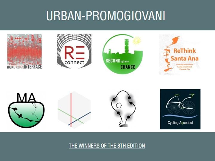 Tutti i vincitori di Urban-promogiovani8