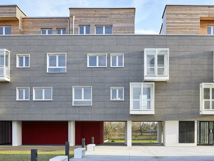 A Ravenna il Social Housing Romea di Picco architetti