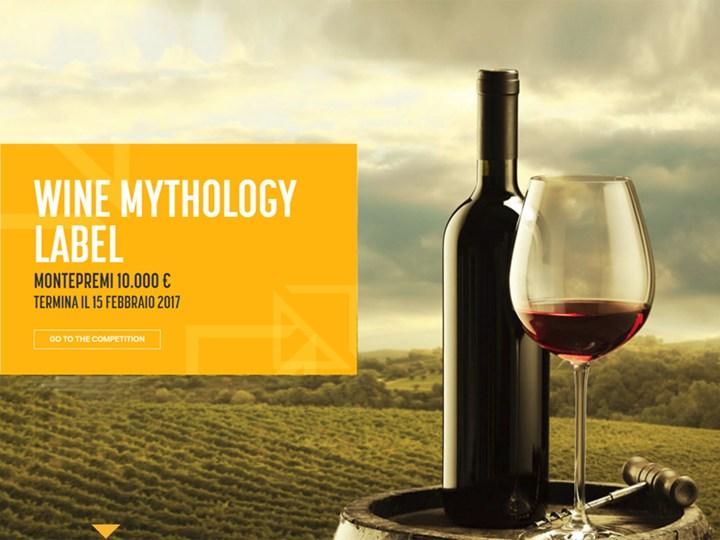 Wine Mythology Label: CODE con Cantina Valpolicella Negrar