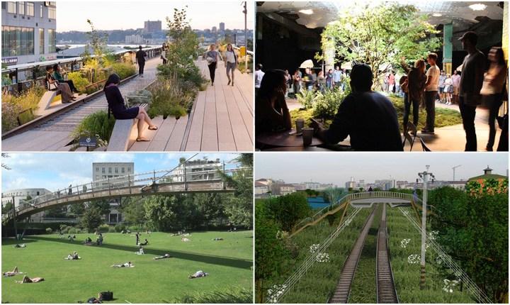 Binari verdi, la nuova vita di ferrovie, stazioni e sottopassi