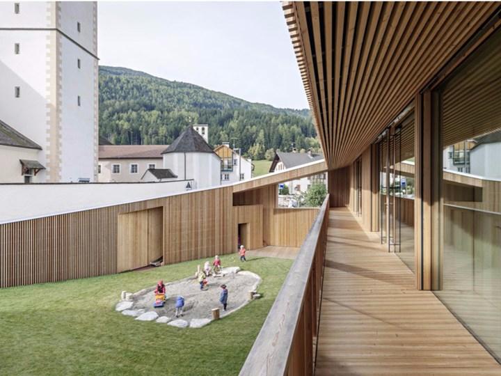 Bolzano: Kindergarten Valdaora di Sotto