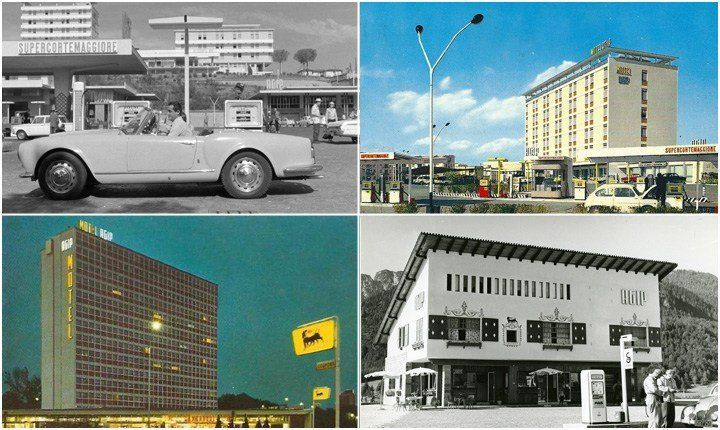 I motel italiani, il riposo dei viaggiatori negli anni '60