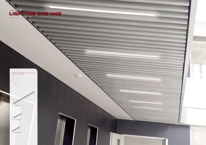 ATENA presenta i controsoffitti 3D al BAU 2017
