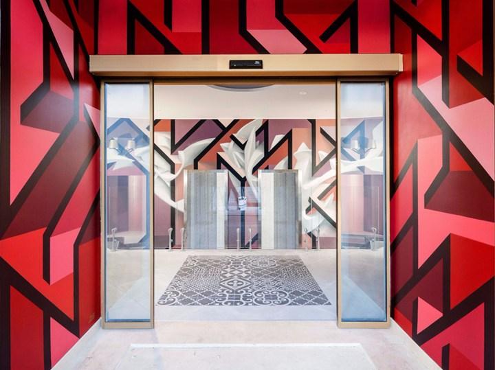 Apre a Milano il NYX Hotel, l'albergo della street art