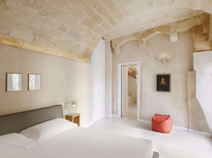 Una temporary art gallery-house nel cuore dei Sassi di Matera