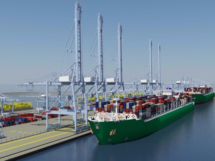 3TI PROGETTI firma il progetto del porto offshore di Venezia