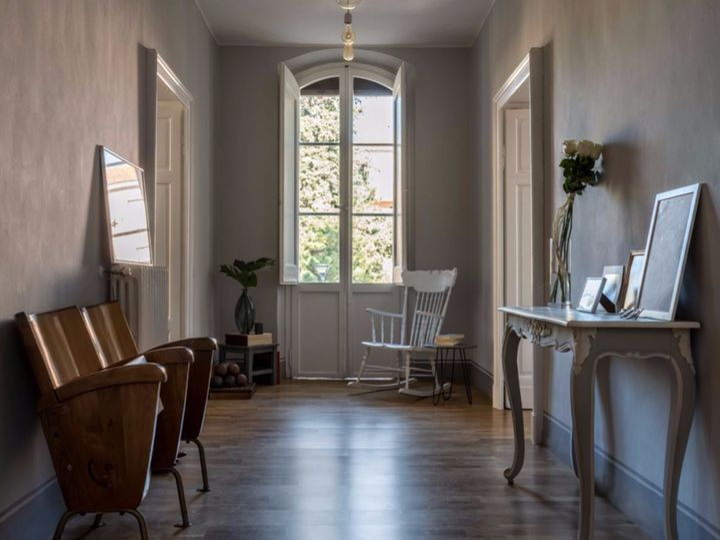 Un (appartamento) romantico a Foligno