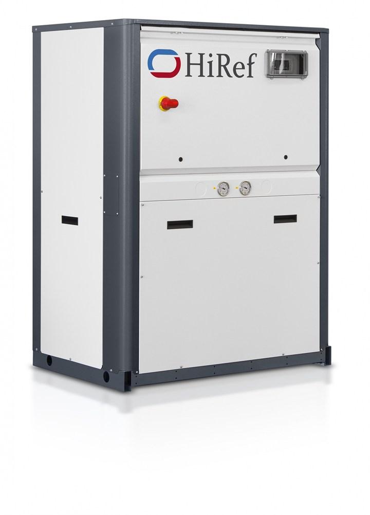 HiRef, Gruppo Galletti, presenta le pompe di calore acqua/acqua KSW