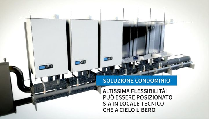 ATAG Italia presenta il modulo termico ATAG XL