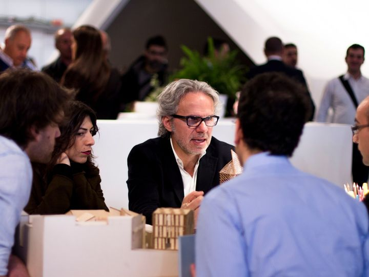 Alfonso Femia: la luce come prima materia del progetto