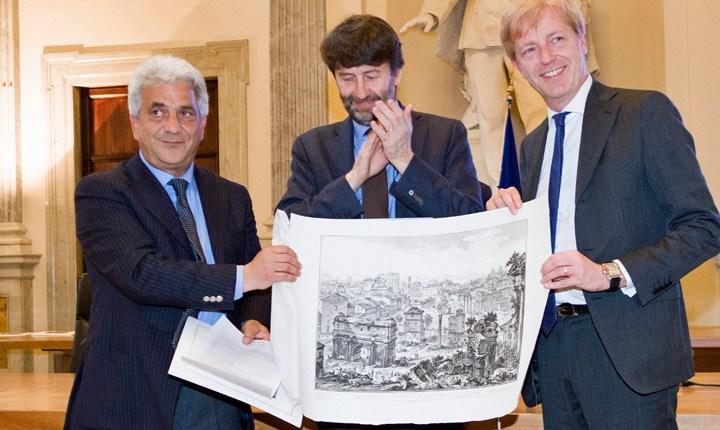 Ad 'Agri Gentium' il Premio Paesaggio Italiano 2017