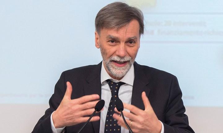 Appalto integrato, Delrio assicura: 'non sarà reintrodotto'