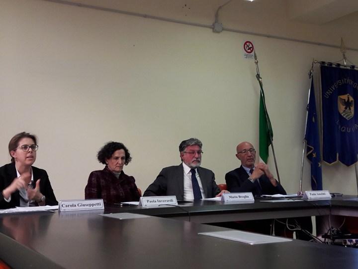 Bandito a L'Aquila il concorso di idee 'Quartiere 2.0'