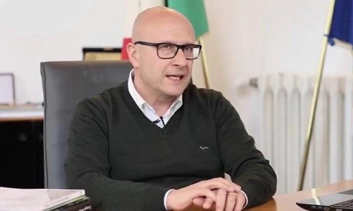 Francesco Peduto, Presidente del Consiglio Nazionale dei Geologi