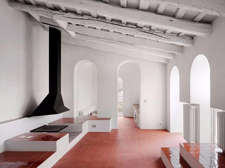 Arquitectura-G ristruttura un'abitazione a Girona