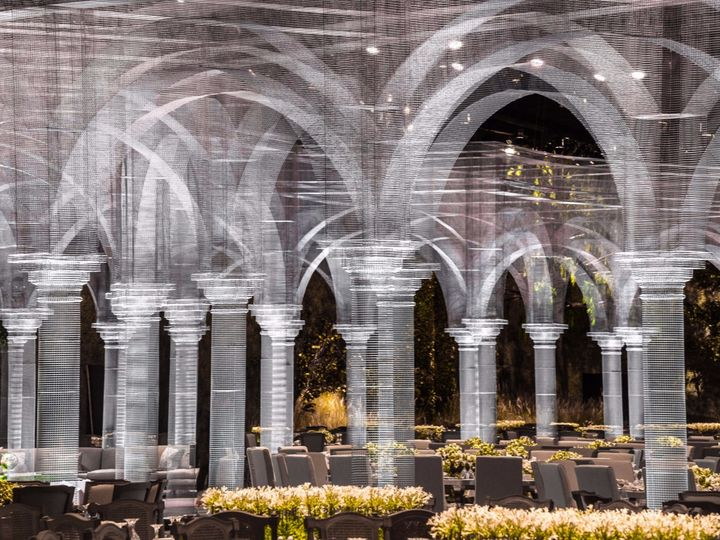 Archetipo: il 'giardino assoluto' di Edoardo Tresoldi ad Abu Dhabi