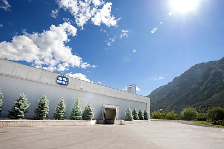 ACO Passavant per il nuovo stabilimento di marmellate di Menz&Gasser