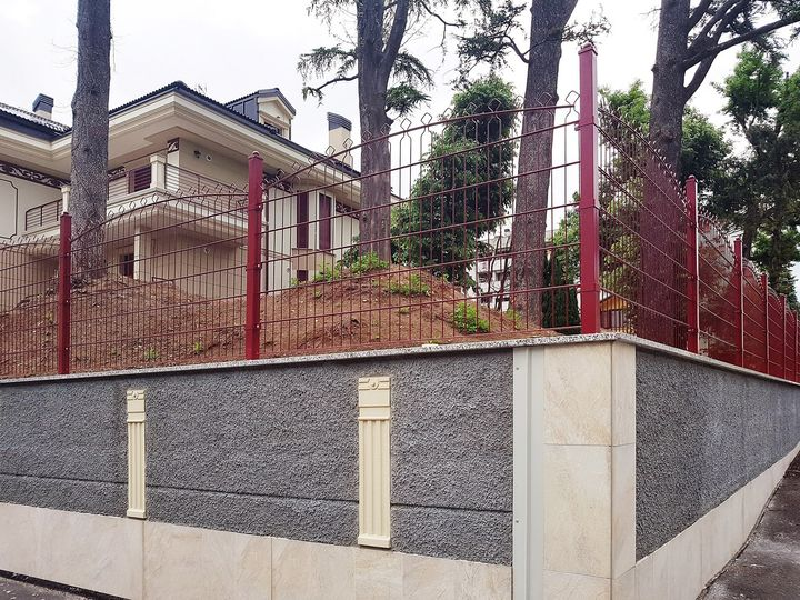 Betafence per una nuova eco-residenza milanese
