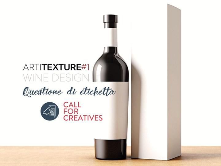 Artitexture#1: call for creatives 'Questione di Etichetta'