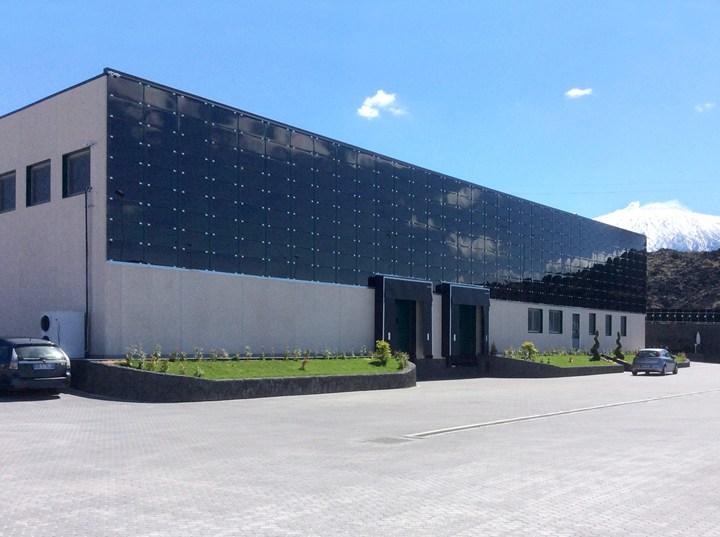 Hörmann nella fabbrica dell'oro verde
