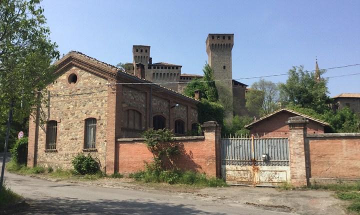 Ex Macello Vignola, Ciclopista Sole - Modena