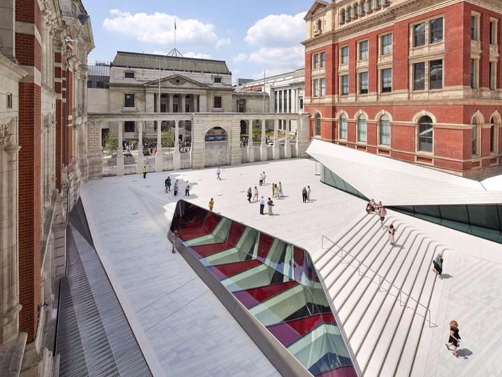 Apre oggi il nuovo 'Exhibition Road Quarter' del V&A museum