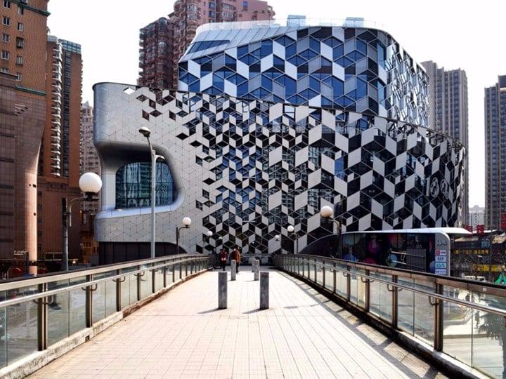 UNStudio firma a Shanghai un nuovo centro commerciale