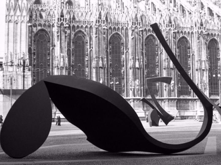 La Triennale: 'Carlo Ramous Scultura Architettura Città'