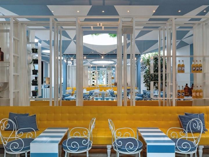 Bali: è ispirato a Giò Ponti il ristorante di Lazzarini Pickering