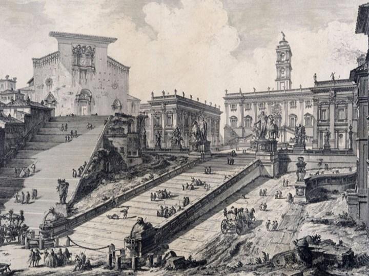 A Roma la mostra 'Piranesi. La fabbrica dell'utopia'