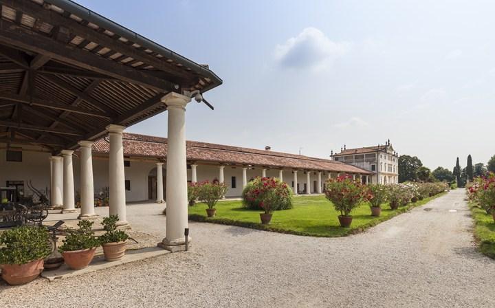 AERtetto per Villa Ghislanzioni Curti
