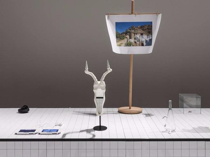 White Flag: progetto allestitivo per gli spazi della Triennale
