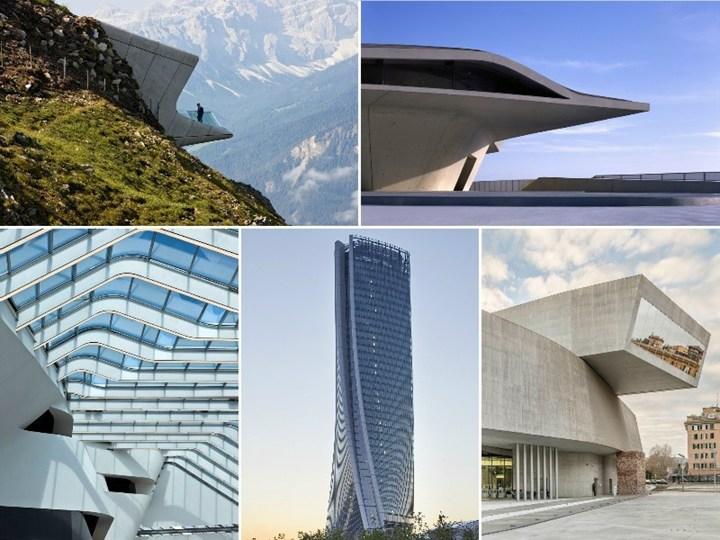 Ultimi 4 giorni per partecipare a 'L'Italia di Zaha Hadid'