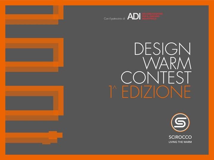 Al via la prima edizione del Design Warm Contest
